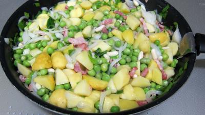 Pommes de terre à la sauce blanche - 4.1