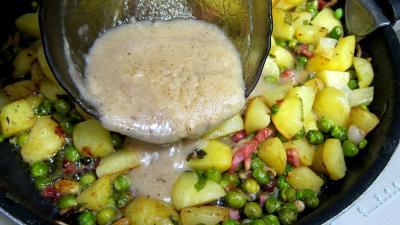 Pommes de terre à la sauce blanche - 5.1