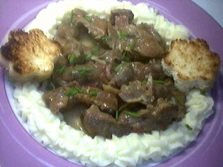 Recette Gsiers au vin blanc