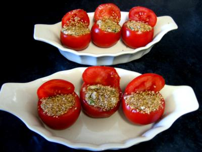 Tomates farcies au tofu - 8.1