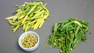 Haricots verts au four gratinés - 2.2