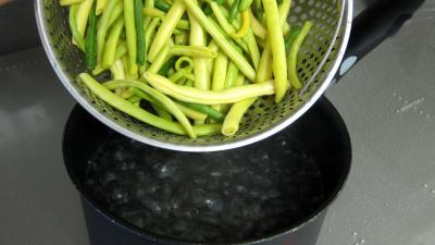 Haricots verts au four gratinés - 3.4