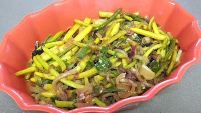 Haricots verts au four gratinés - 8.1