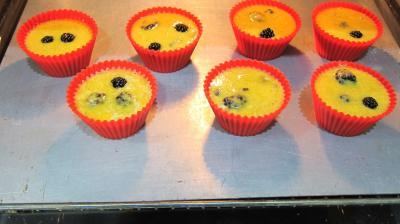 Cupcakes aux nashis et mûres - 6.3