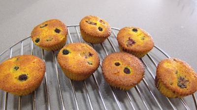 Cupcakes aux nashis et mûres - 7.1
