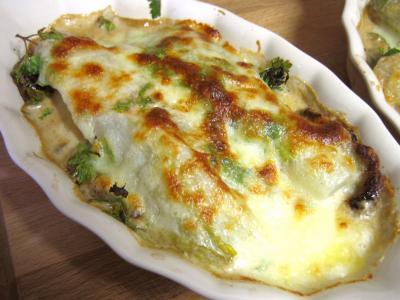 Recette Escalopes de veau aux endives et mozzarella