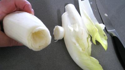 Escalopes de veau aux endives et mozzarella - 1.3