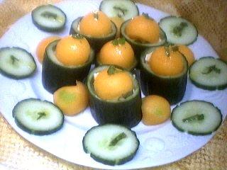 Recette Melon surprise