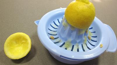Sauce vinaigrette au citron - 1.1