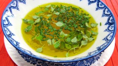 Recette Sauce vinaigrette au citron