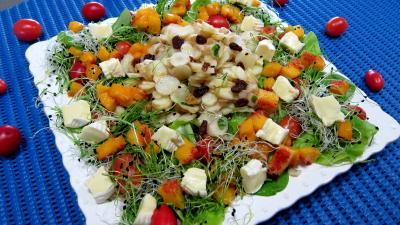 topinambours en salade