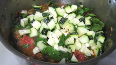 Conserve de ragoût de blettes et d'oseille au basilic - 8.4