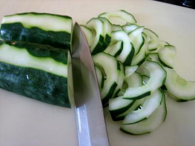 Salade de melon aux graines de tournesol - 1.3