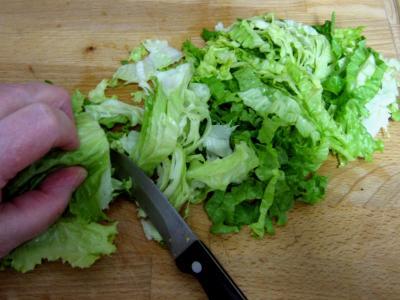 Salade de melon aux graines de tournesol - 2.4
