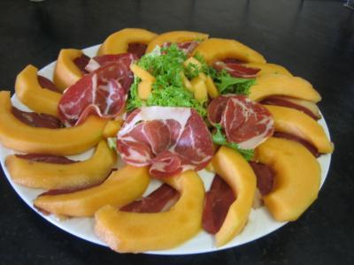 Melon et ses jambons - 4.2