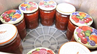 Conserve de sauce tomate à la bolognaise - 11.2