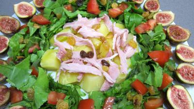 Salade de figues à l'estragon - 6.1