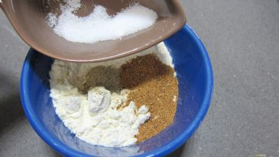 Tarte aux courgettes et piment doux - 5.3