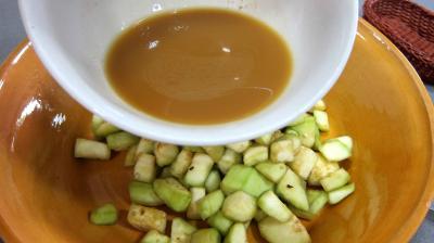 Aubergines crues en salade - 5.1