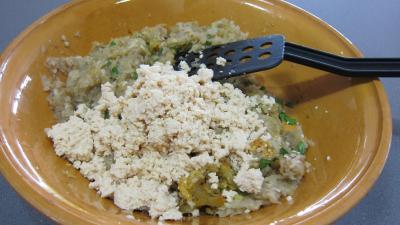 Keftas au tofu et au pâtisson revisités - 5.3