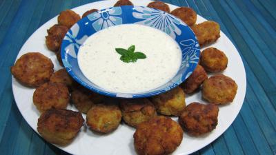 Keftas au tofu et au pâtisson revisités - 8.3