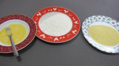 Crottins de chèvre en salade - 6.1