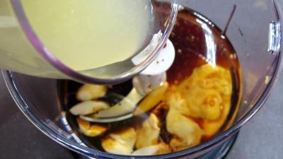 Manchons et pilons de poulet façon chinoise - 2.2