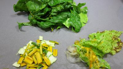 Bettes en salade - 1.2