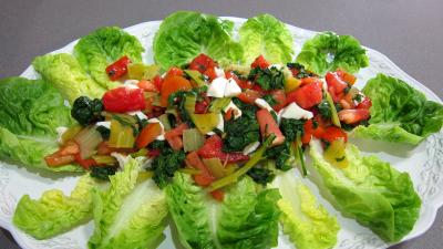 Bettes en salade - 7.3