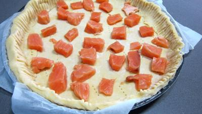 Quiche au saumon - 6.1