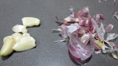 Naans au chou chinois - 2.2
