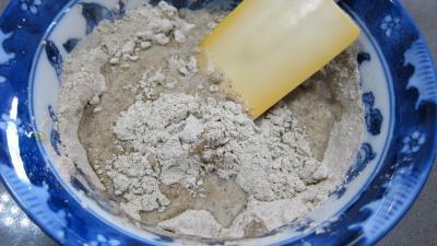 Levain sans gluten à la farine de sarrasin - 1.2
