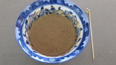 Levain sans gluten à la farine de sarrasin - 1.4