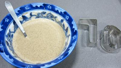 Levain sans gluten à la farine de sarrasin - 5.3