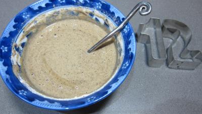 Levain sans gluten à la farine de sarrasin - 7.4