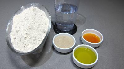Ingrédients pour la recette : Baguettes à la farine de sarrasin sans gluten