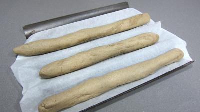 Baguettes à la farine de sarrasin sans gluten - 4.3