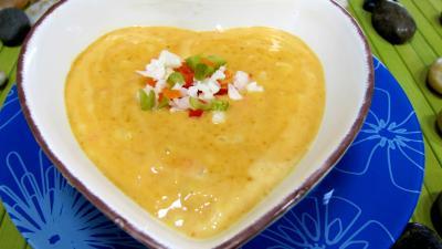 mayonnaise : Ramequin de sauce Thousand Island