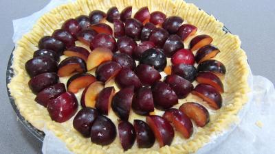 Tarte aux prunes - 4.1