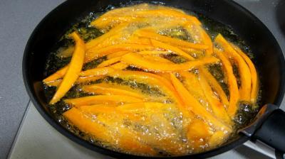 Frites de potimarron et son boudin - 2.1