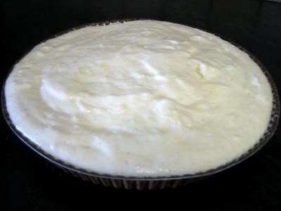 Gâteau aux poires et sa crème au Grand Marnier - 9.2