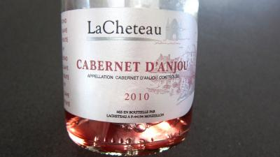 Photo : Vin rosé d'Anjou