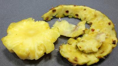 Purée à l'ananas - 2.3