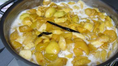 Confiture de feijoas à la vanille - 3.4