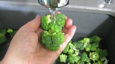 Soupe de brocolis et légumes - 2.2