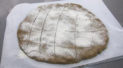 Galette de pain sans gluten au sarrasin - 5.4
