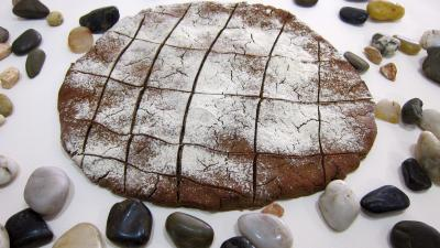 Recette Galette de pain sans gluten au sarrasin