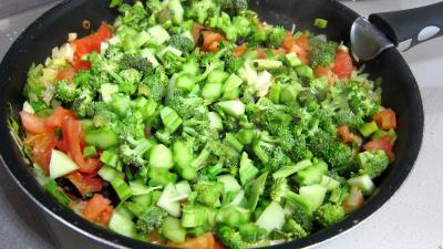 Haricots blancs aux tomates - 9.4
