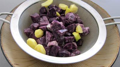 Soupe vitelottes et poireaux - 5.4