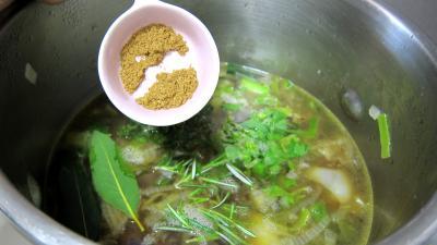 Soupe vitelottes et poireaux - 7.2